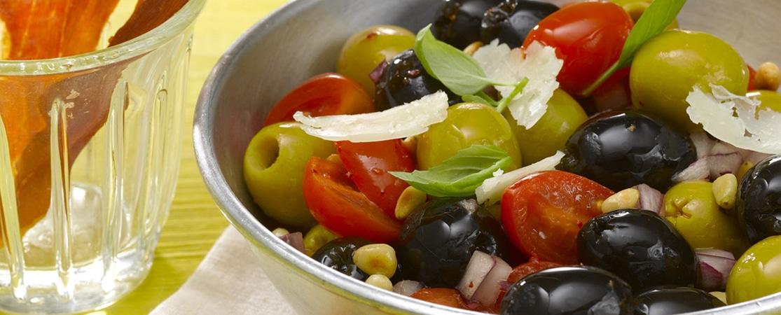 Olives à l'ibérique