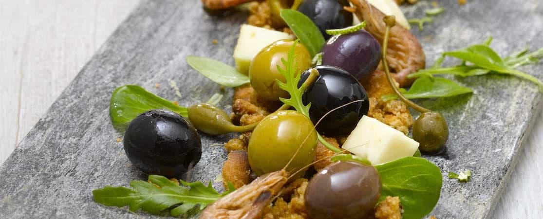 Olives sous le soleil de Nantes