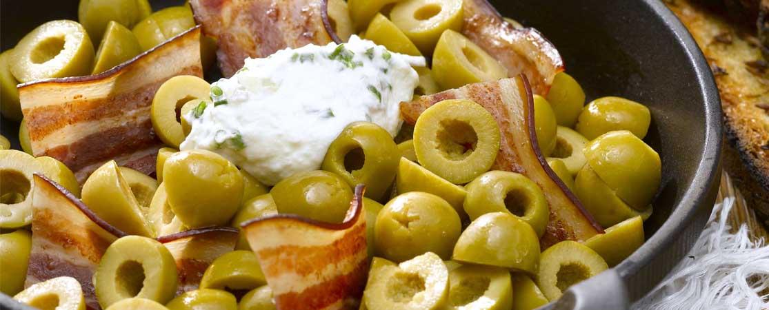 Bibalakas aux olives