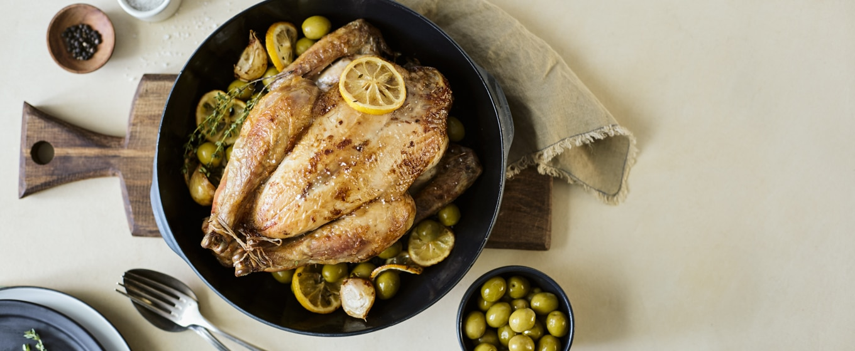Olives Espagne-poulet-olives