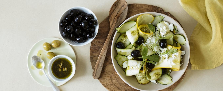 Olives Espagne-salade-olives
